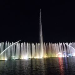 Qixingyan Memorial Square Music Fountain User Photo