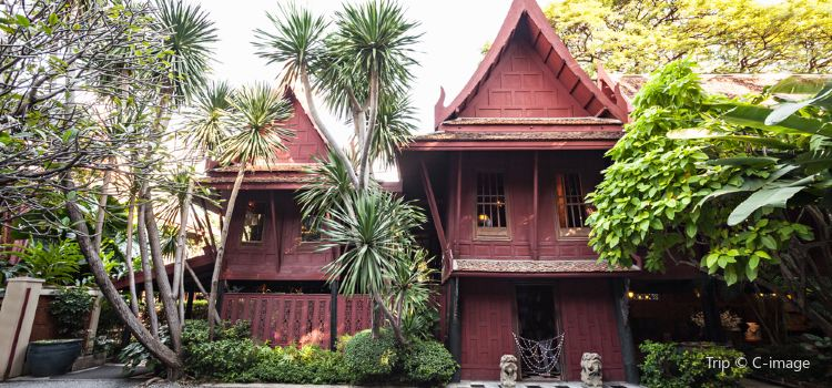 Jim Thompson House1