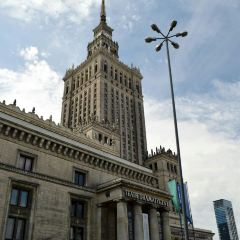 Palace of Culture and Science User Photo