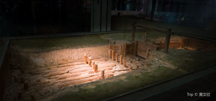 Archaeological Site of the Wooden Water Gate of Nanyue Kingdom1