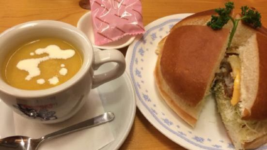 Komeda Coffee Shop, Lucent Tower