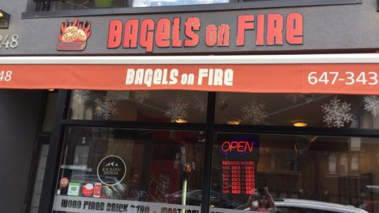 Bagels on Fire