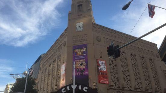 奧克蘭市民劇院