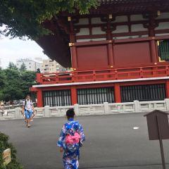 아사쿠사 여행 사진