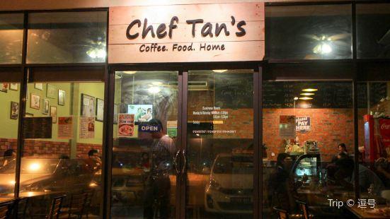 Chef Tan's - Coffee. Food. Home