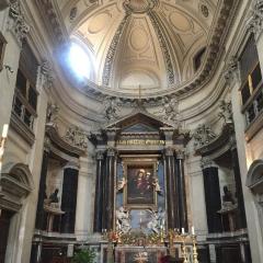 산타 마리아 소프라 미네르바 성당 여행 사진