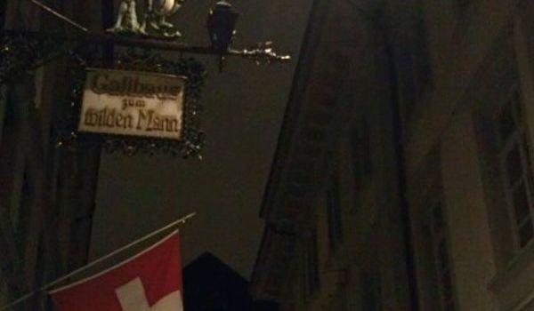 Burgerstube im Hotel Wilden Mann