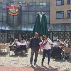 Hard Rock Cafe Amsterdam用戶圖片
