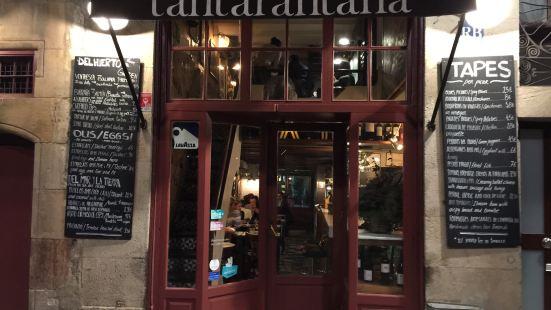 Restaurante Tantarantana