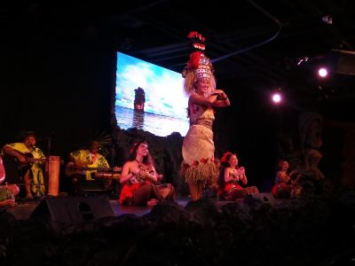 Tales of the Pacific Show