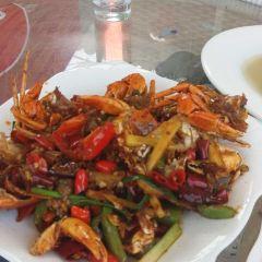 海鮮中心海岸海景餐廳|椰子雞(亞龍灣店)用戶圖片