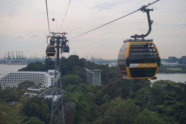 Mount Faber Cable Car