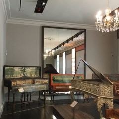 The St Cecilia's Hall Museum of Instruments User Photo