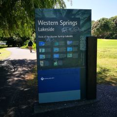 Western Springs Lakeside Park User Photo