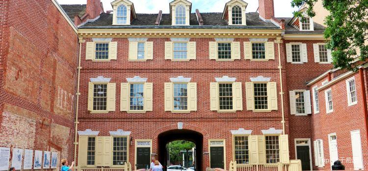Franklin Court1