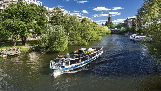 運河遊船觀光