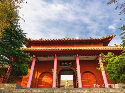 洛陽龍門廣化寺