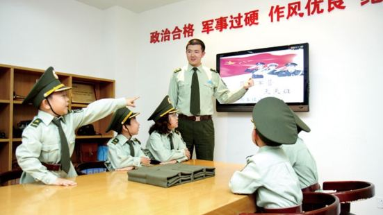 Beijing Blue Sky City Children's Professional Experience Center