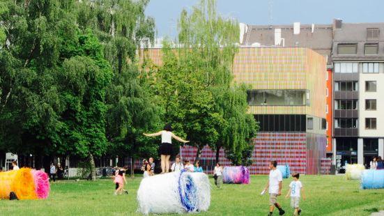 Kunstareal Muenchen