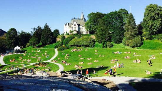The Royal Residence (Gamlehaugen)