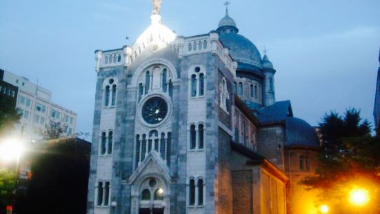 Our Lady of Lourdes Chapel