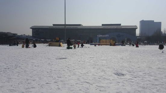 Wendu Shuicheng Ice and Snow Happy Town