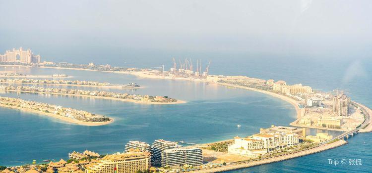 Dubai Helicopter Tour1