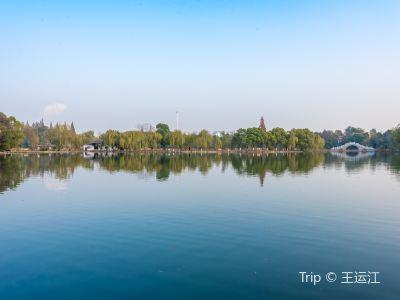菱湖風景區