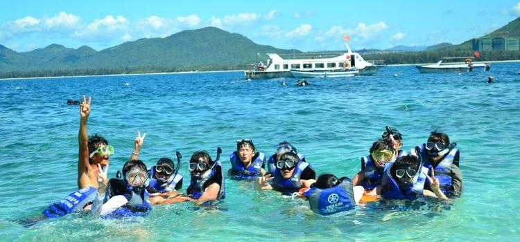 Shimei Bay's Jiajing Island1
