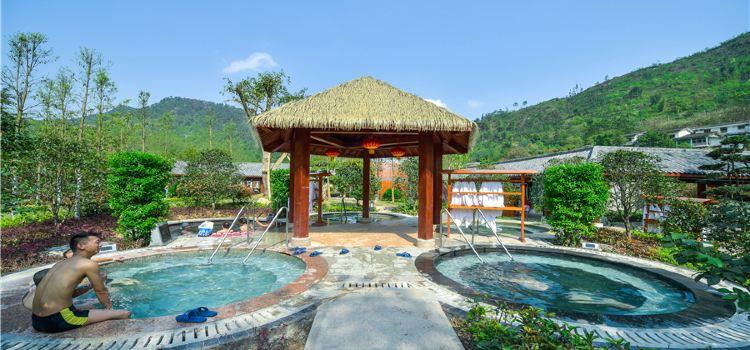 Chongqing Tongjing Hot Spring Resort