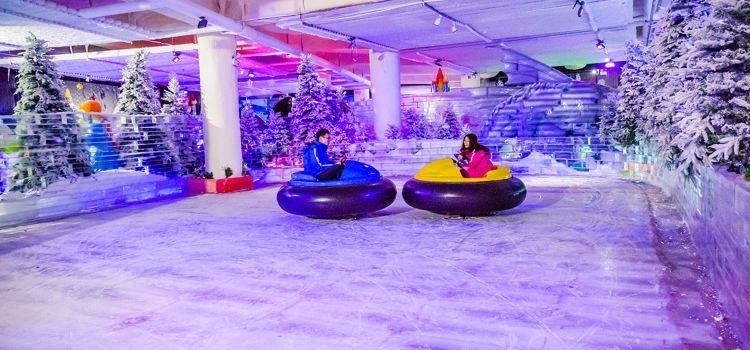 奧體冰雪奇幻樂園1