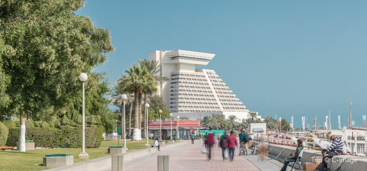Doha Corniche Travel Guidebook Must Visit Attractions In