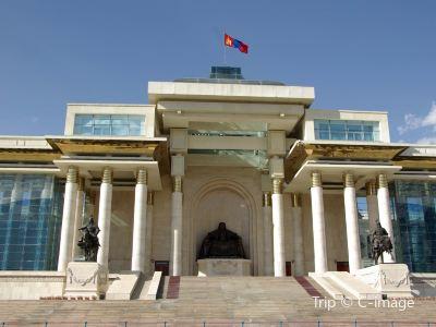 칭기즈 칸 광장