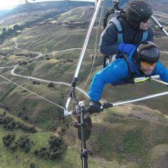 卡羅內特峰滑翔傘用戶圖片