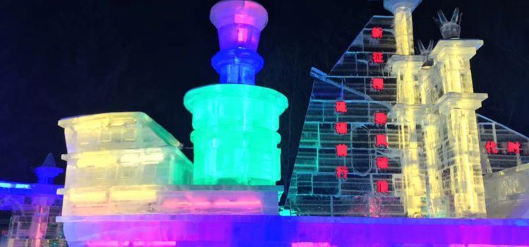 빙등(빙덩) 축제1