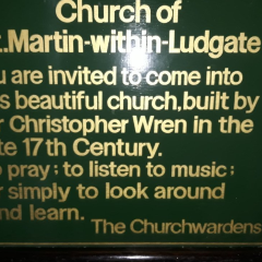 Church of St. Martin-within-Ludgate用戶圖片