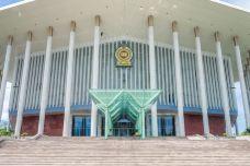 班达拉奈克国际会议大厦-科伦坡-doris圈圈