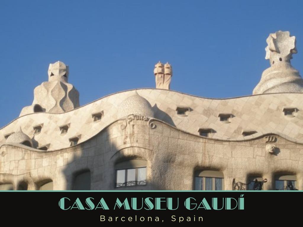 Casa Museo Gaudi.Casa Museu Gaudi Tourist Attractions In Barcelona Trip Com