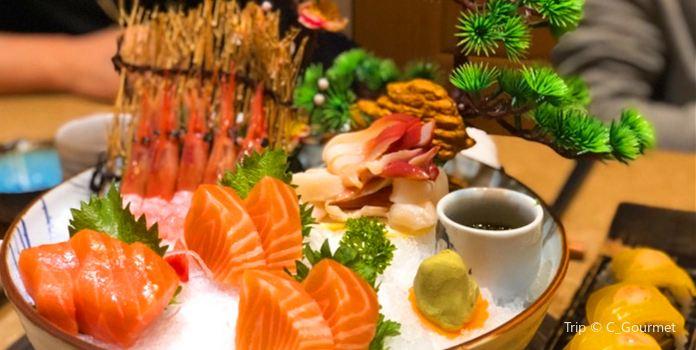 Wan Fu Tan Huo Kao Rou Japanese Cuisine3