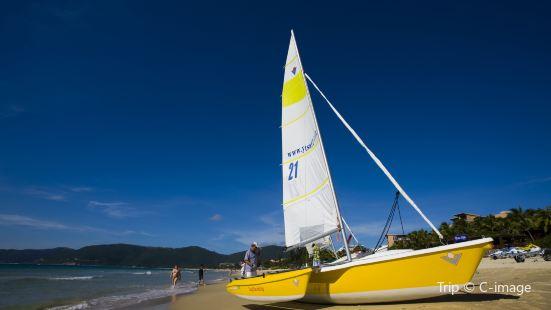 亞龍灣帆船體驗
