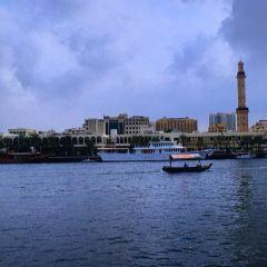 두바이 골드 수크 여행 사진
