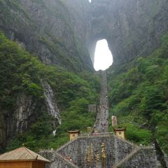 天門洞窟のユーザー投稿写真
