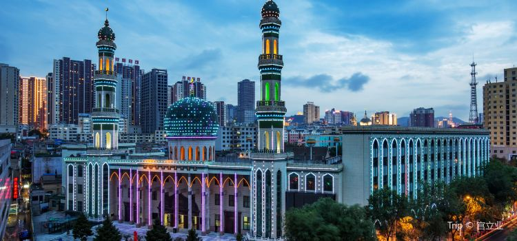 Dongguan Mosque3