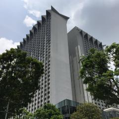 싱가포르 시티 갤러리 여행 사진