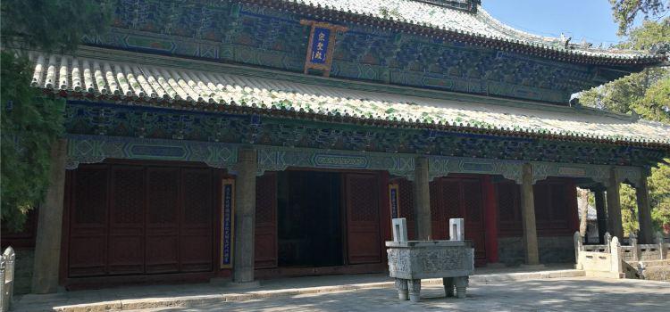 Zengmiao Scenic Area1