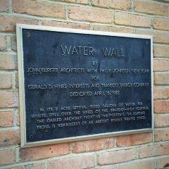 Gerald D. Hines Waterwall Park User Photo