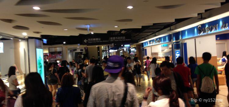 統一阪急百貨2