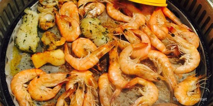 佰燒海鮮烤肉自助(世茂國際廣場店)