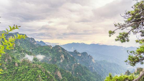 Laojie (Old Boundary) Ridge