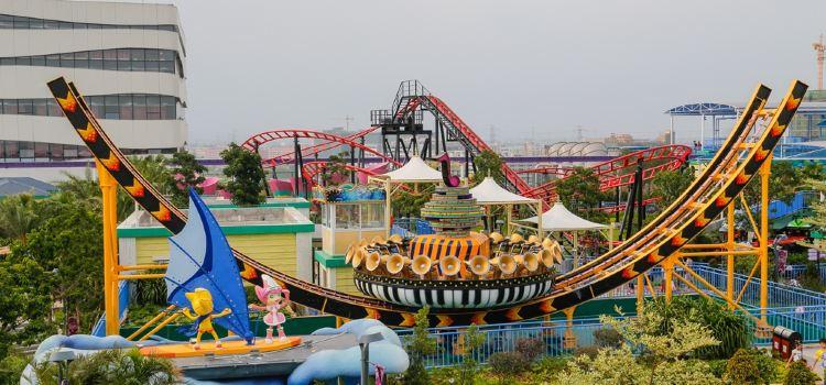 Yunding Xinghe Amusement Kingdom1